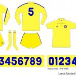 Leeds United 1977–1980 (borta)