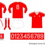Nottingham Forest 1977–1980 (hemma)