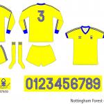 Nottingham Forest 1977–1980 (borta)