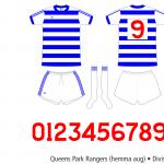 Queens Park Rangers 1976/77 (hemma augusti 1976)