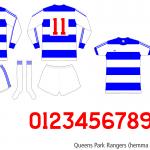 Queens Park Rangers 1976/77 (hemma augusti–november 1976)