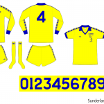 Sunderland 1976/77 (borta)