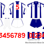 West Bromwich Albion 1977–1981 (hemma)