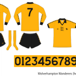 Wolverhampton Wanderers 1977–1979 (hemma)