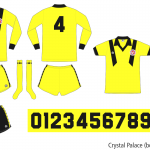 Crystal Palace 1977–1980 (borta)