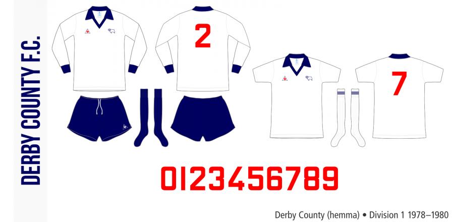Derby County 1978–1980 (hemma)