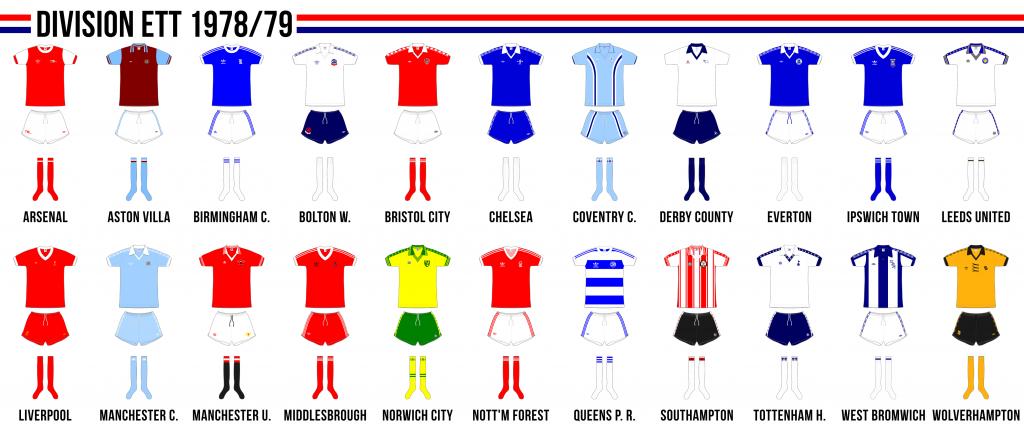 Engelska division ett 1978/79