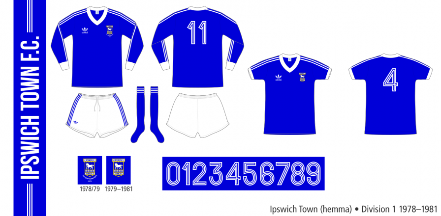 Ipswich Town 1978–1981 (hemma)