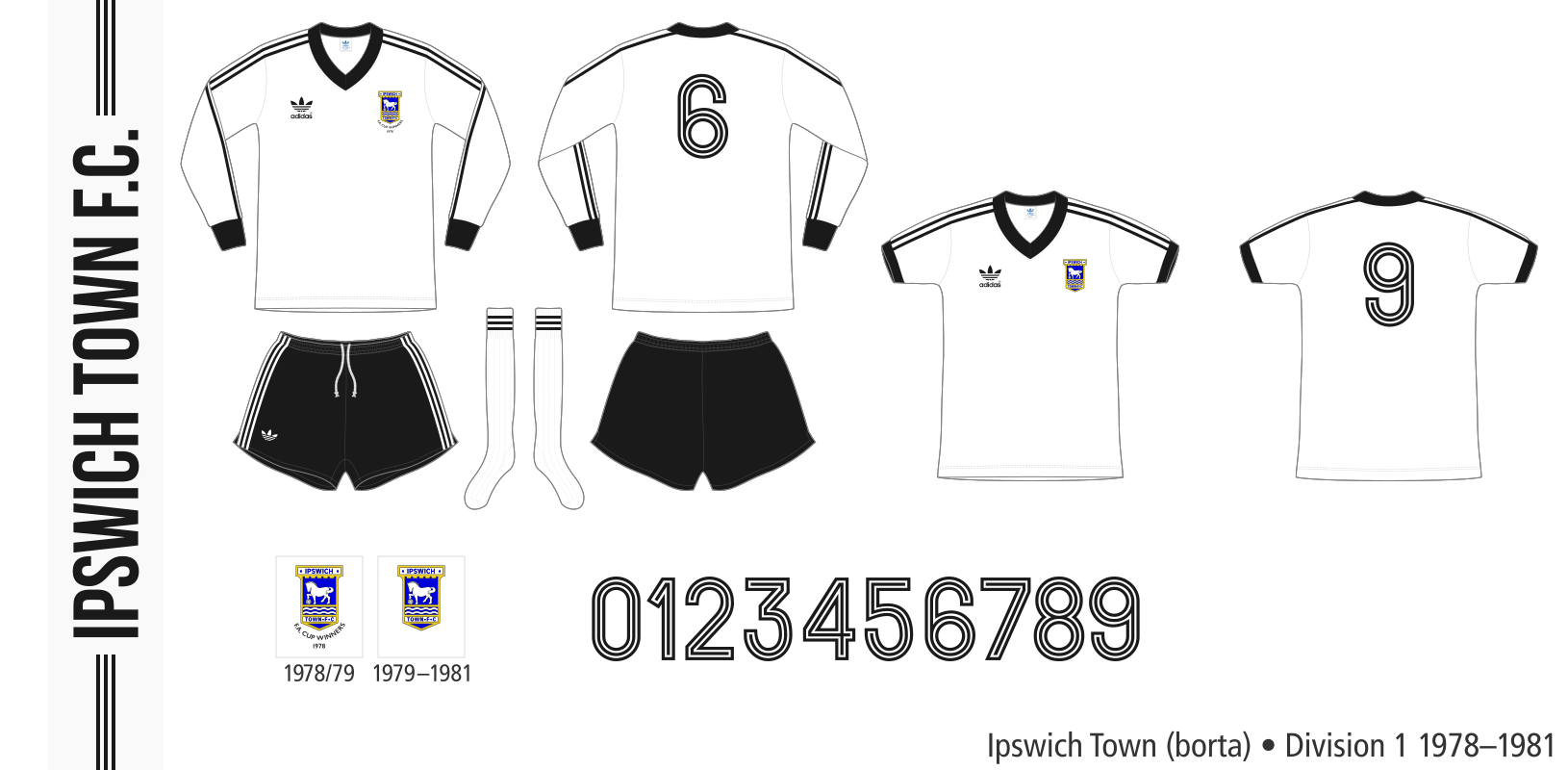 Ipswich Town 1978–1981 (borta)