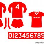 Liverpool 1979–1982 (hemma)