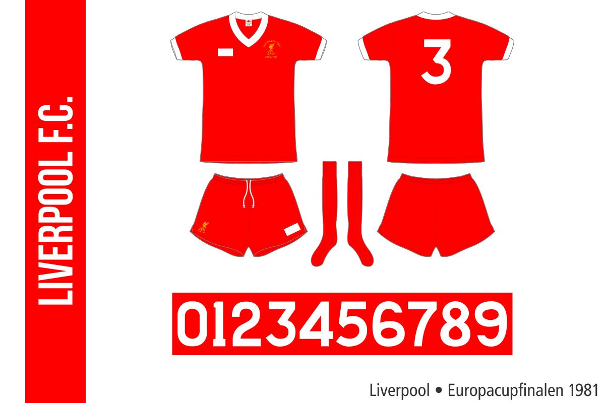 Liverpool (Europacupfinalen 1981)