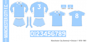 Manchester City 1978–1981 (hemma)