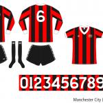 Manchester City 1979–1981 (borta)