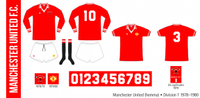 Manchester United 1978–1980 (hemma)