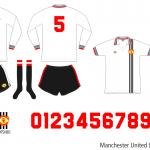 Manchester United 1978–1980 (borta)