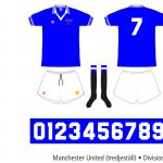Manchester United 1978–1980 (tredjeställ)