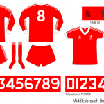 Middlesbrough 1978–1980 (hemma)