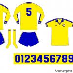 Southampton 1978–1980 (borta)