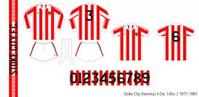 Stoke City 1977–1981 (hemma)