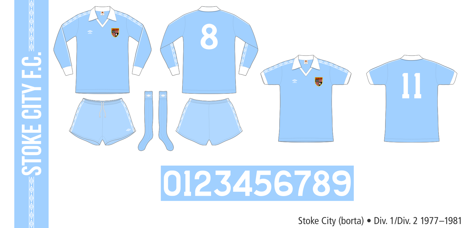 Stoke City 1977–1981 (borta)