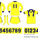 Tottenham Hotspur 1977–1980 (borta)