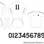 Wolverhampton Wanderers 1979–1982 (borta)