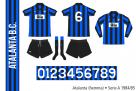 Atalanta 1984/85