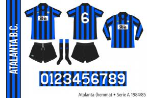 Atalanta 1984/85 (hemma)