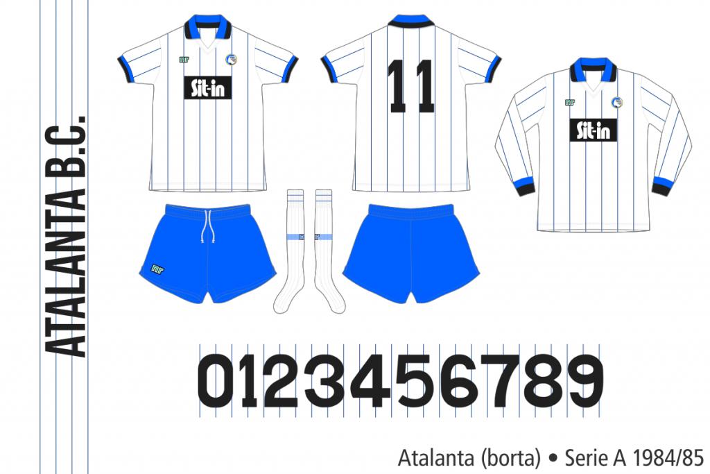 Atalanta 1984/85 (borta)
