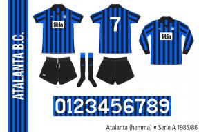 Atalanta 1985/86 (hemma)