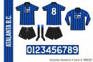 Atalanta 1986/87