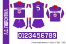 Fiorentina 1983–1985