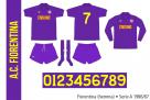 Fiorentina 1986/87