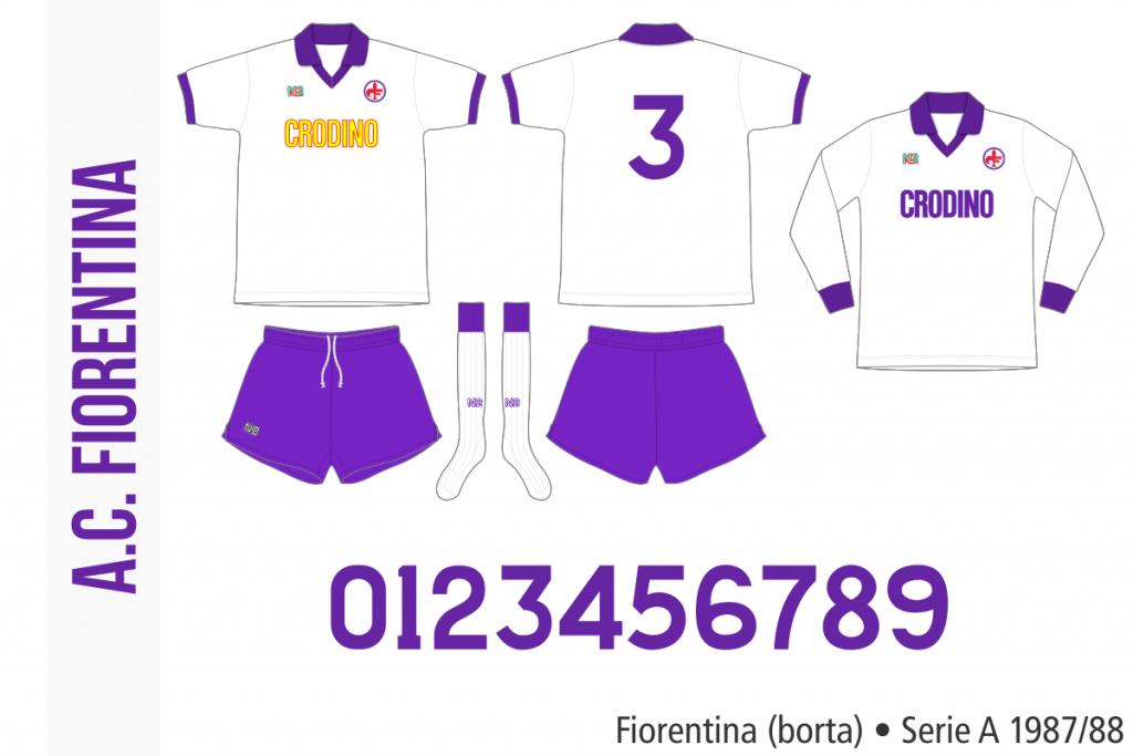 Fiorentina 1987/88 (borta)