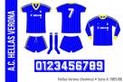 Hellas Verona 1985/86