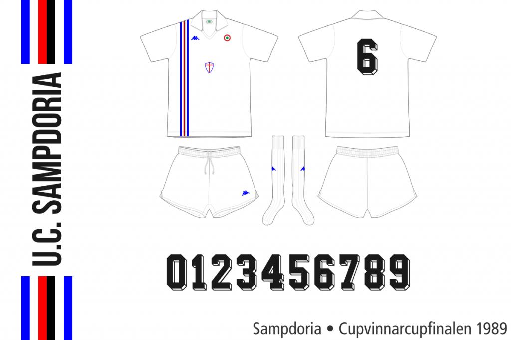 Sampdoria (Cupvinnarcupfinalen 1989)