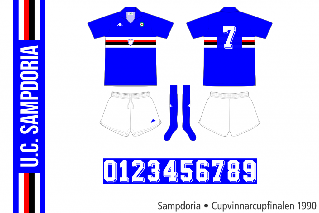 Sampdoria (Cupvinnarcupfinalen 1990)