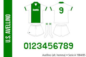 Avellino 1984/85 (alternativ hemma)