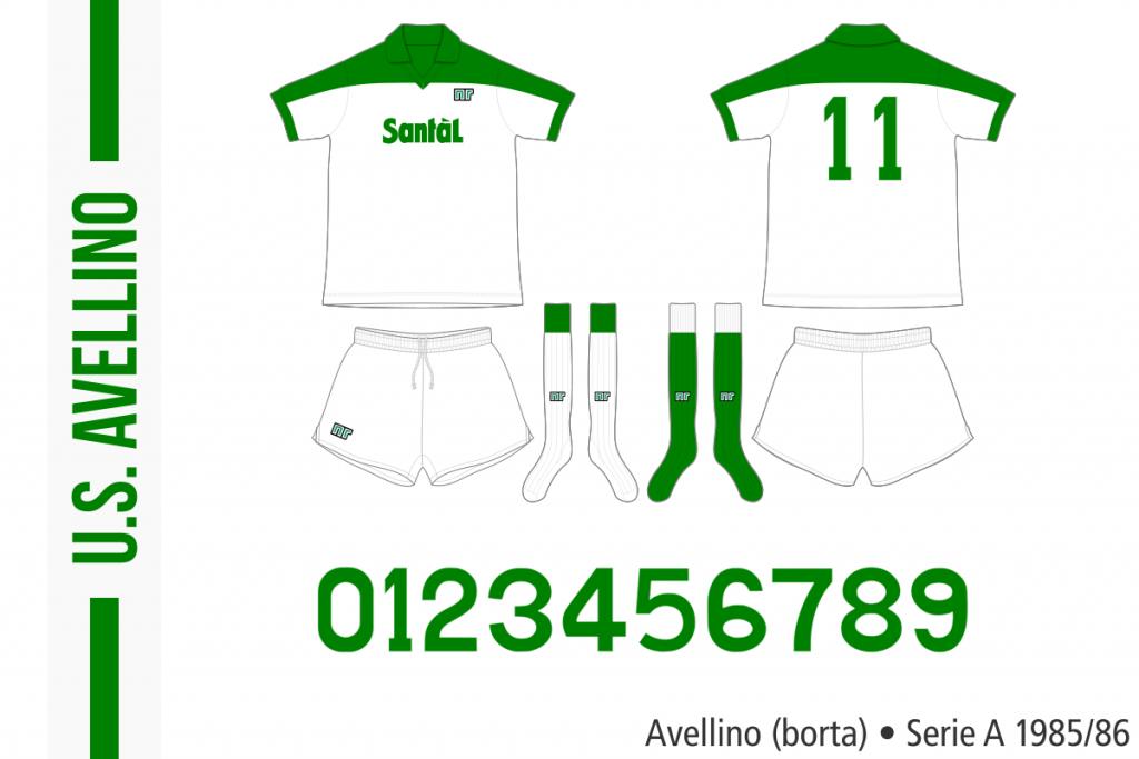 Avellino 1985/86 (borta)