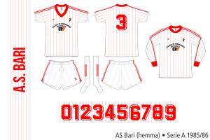 Bari 1985/86 (hemma)
