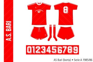 Bari 1985/86 (borta)