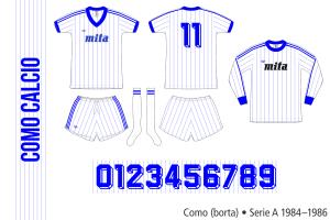 Como 1984–1986 (borta)