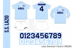 Lazio 1983/84 (hemma)