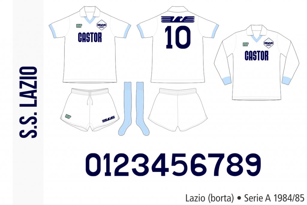 Lazio 1984/85 (borta)
