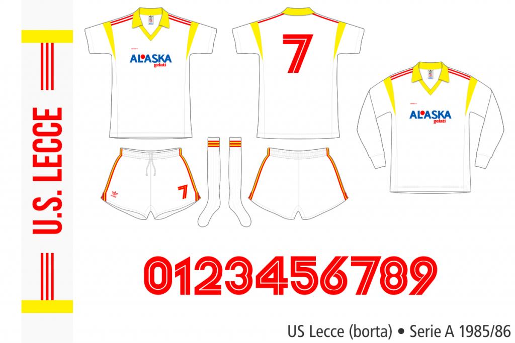 Lecce 1985/86 (borta)
