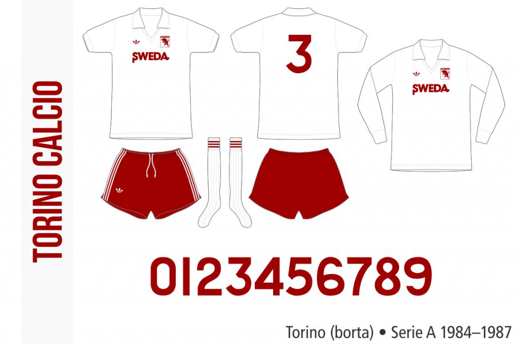 Torino 1984–1987 (borta)