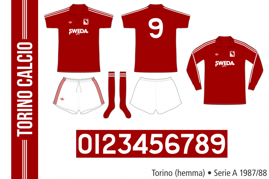 Torino 1987/88 (hemma)