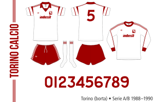 Torino 1988–1990 (borta)