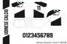 Udinese 1985/86