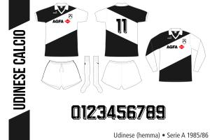 Udinese 1985/86 (hemma)